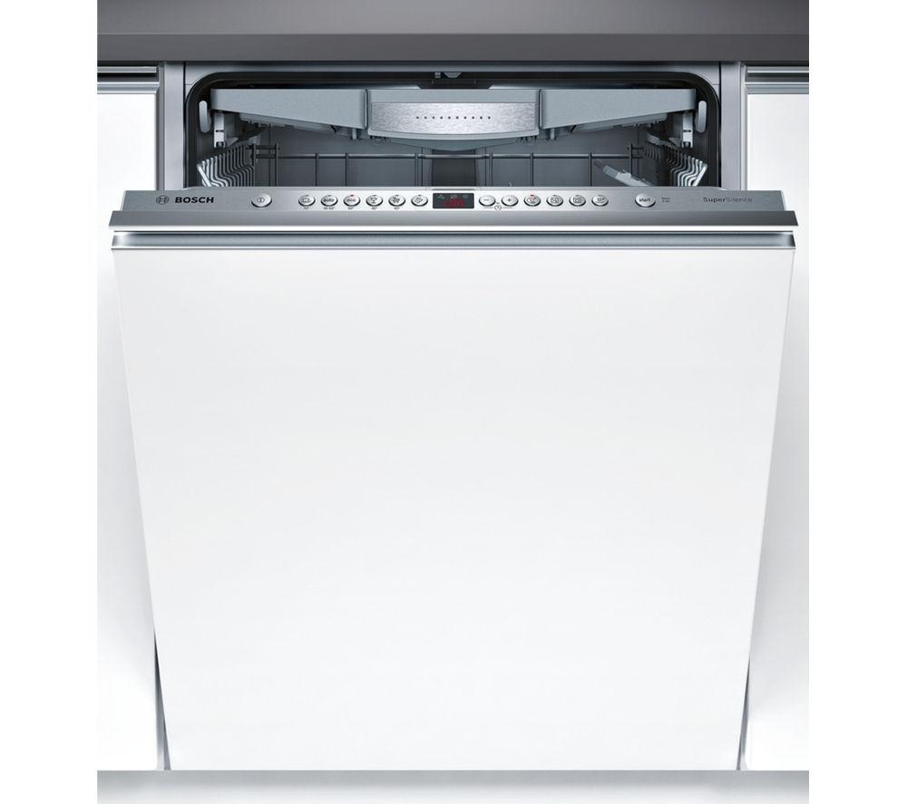 Image of Bosch SMV69M01GB Full-size Integrated Dishwasher