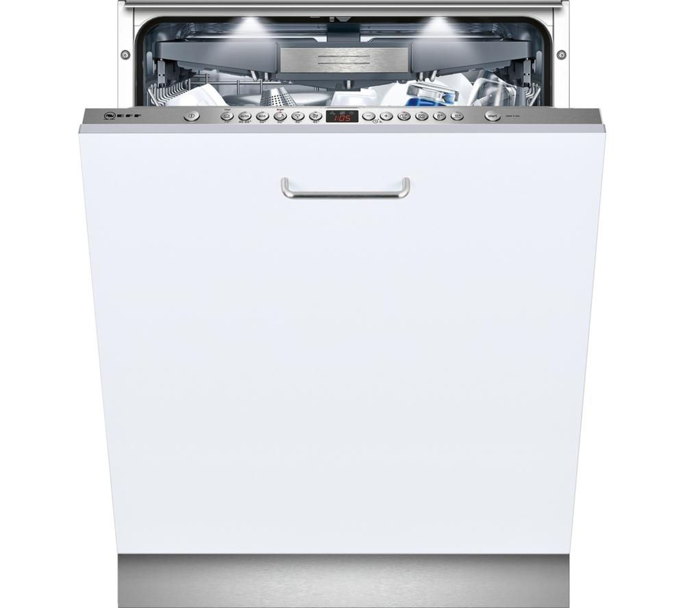 NEFF S51M66X0GB Full-size Integrated Dishwasher