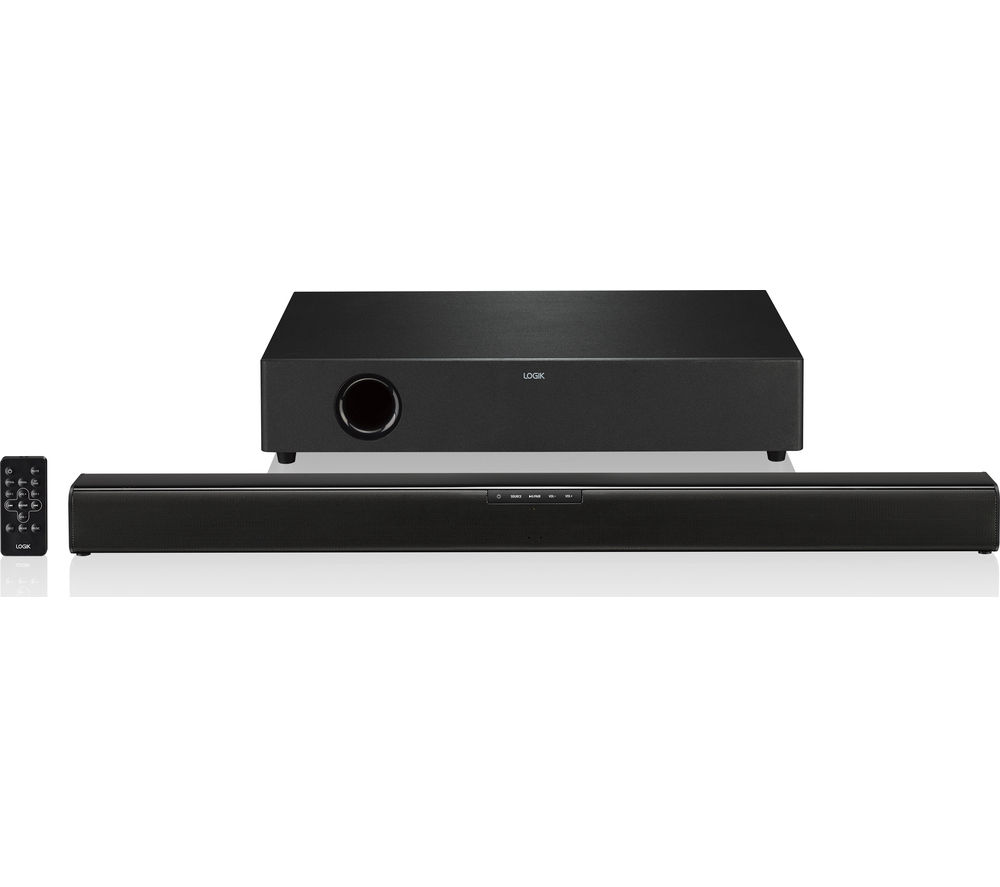 LOGIK L32SWLB16 2.1 Wireless Sound Bar