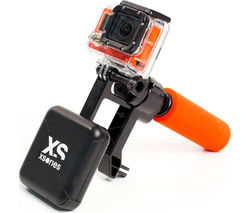 XSORIES X Steady Electro Camera Stabiliser - Orange & Black
