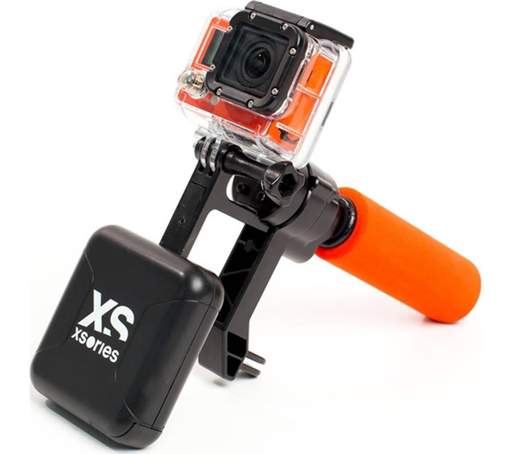Photo of Xsories x steady electro camera stabiliser - orange & black- orange