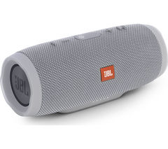 JBL Charge 3 Portable Wireless Speaker - Grey