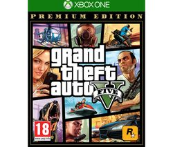 MICROSOFT Grand Theft Auto V
