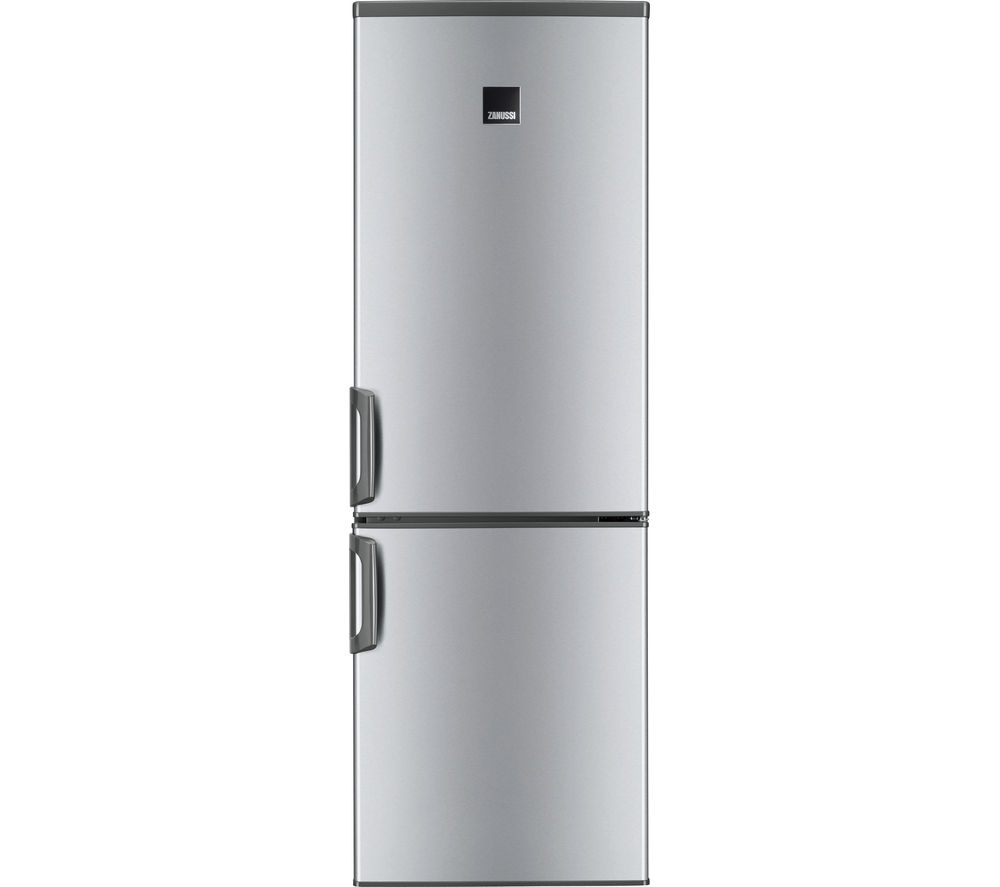 ZANUSSI  ZRB23055FX Fridge Freezer  Stainless Steel Stainless Steel