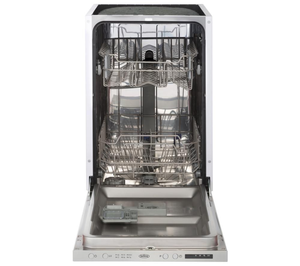 BELLING  BEL IDW45 Slimline Integrated Dishwasher