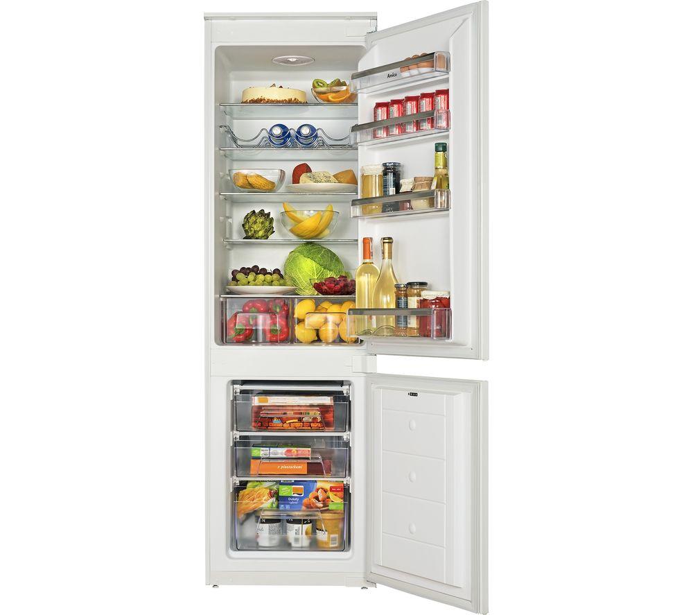AMICA BK316.3FA Integrated 70/30 Fridge Freezer