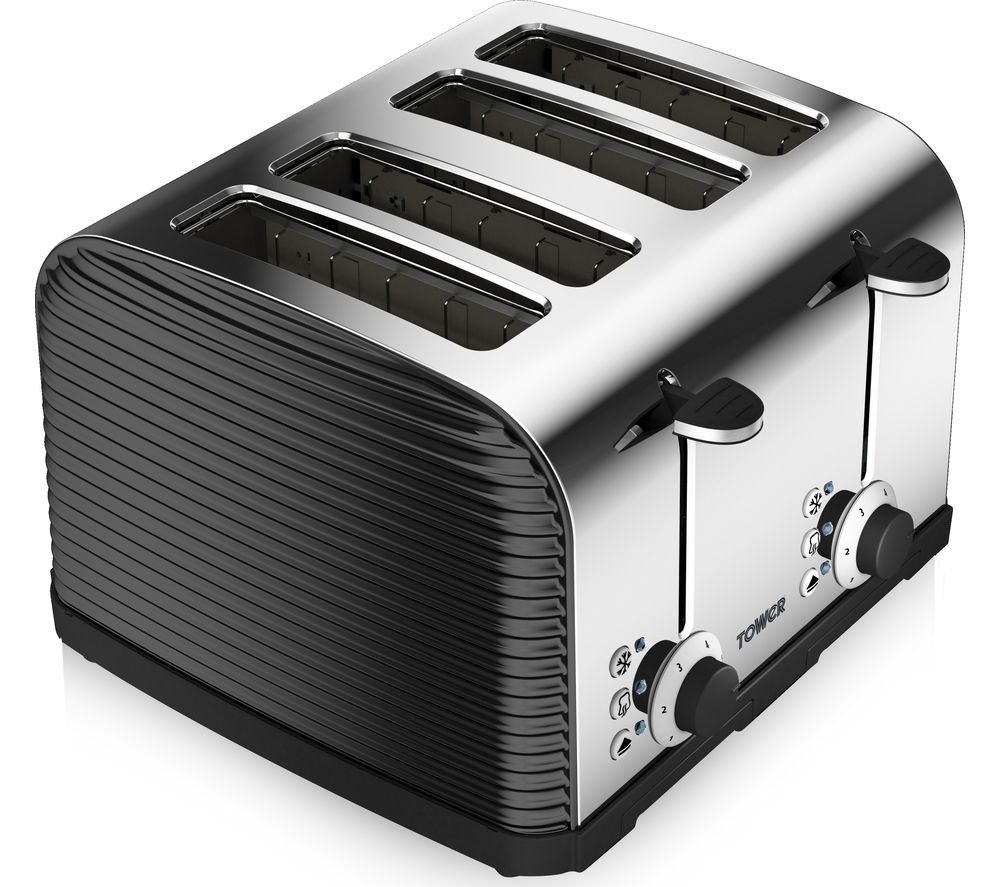 TOWER T20008 Linear 4-Slice Toaster Review