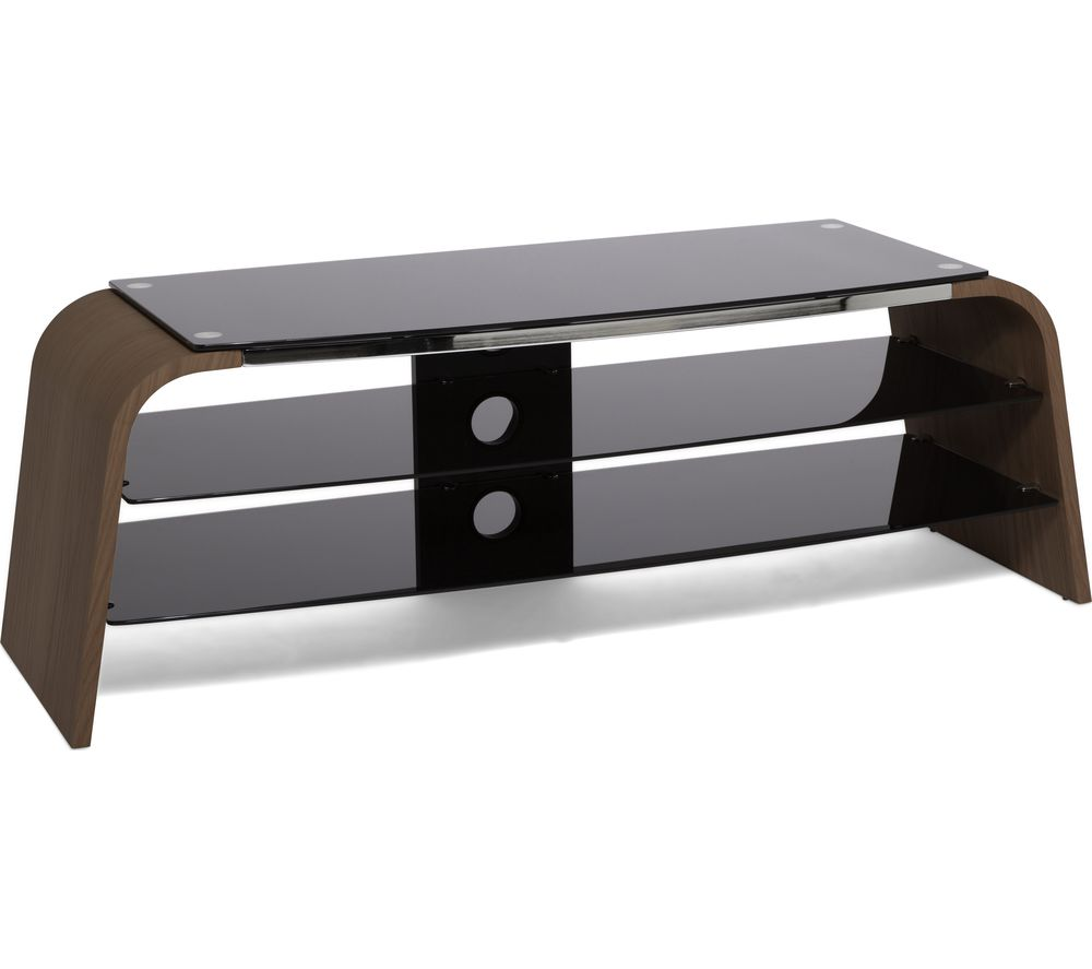 ALPHASON  Spectrum 1200 TV Stand  Walnut