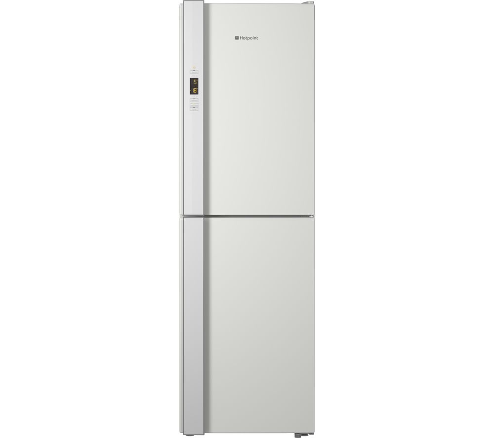 Hotpoint  Xul85 T3z Pov Fridge Freezer - White, White