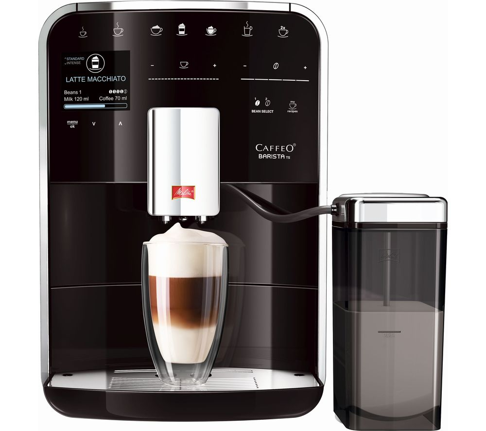 Buy Melitta Caffeo Barista Ts Bean To Cup Coffee Machine