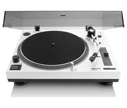 LENCO L-3808 Turntable - White