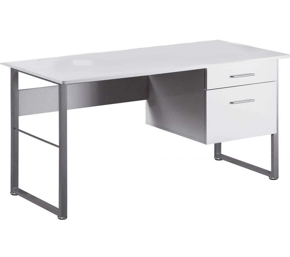 ALPHASON Cabrini Desk - White