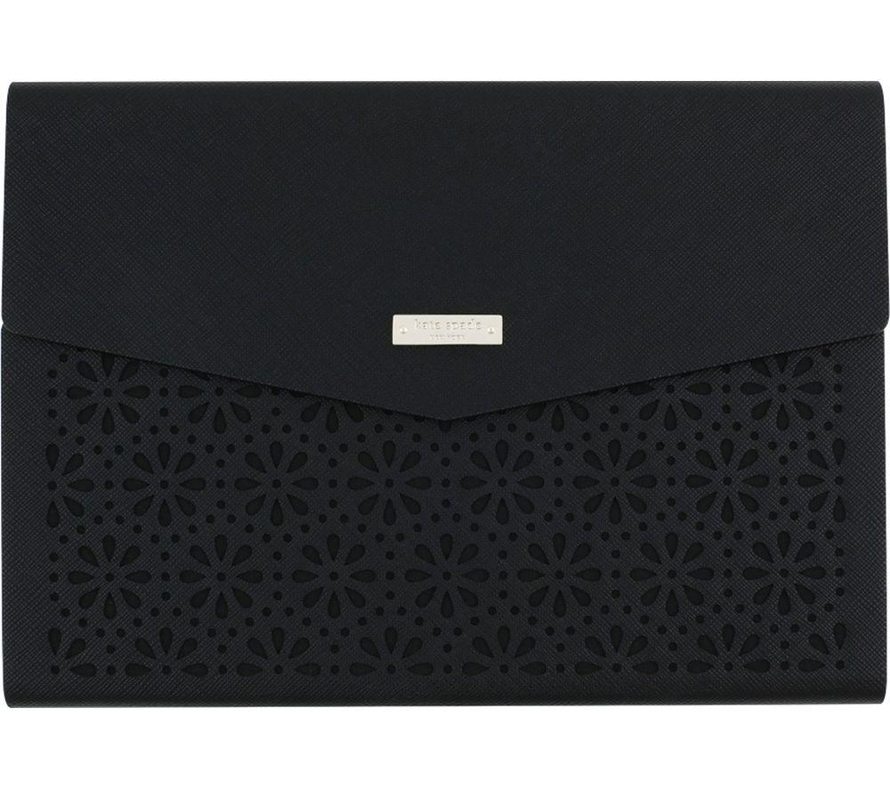 "KATE SPADE New York Leather iPad Pro 9.7"" Envelope Folio Case - Black"