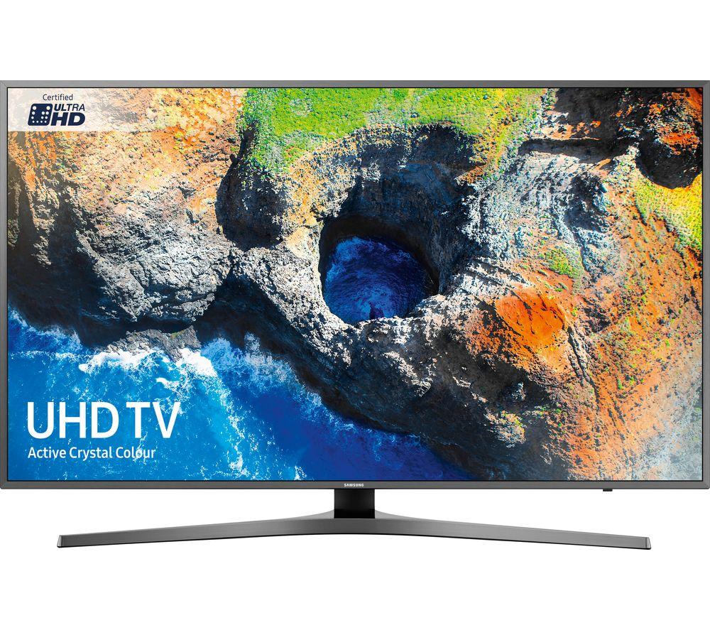 "SAMSUNG UE49MU6470UXXU 49"" Smart 4K Ultra HD HDR LED TV"
