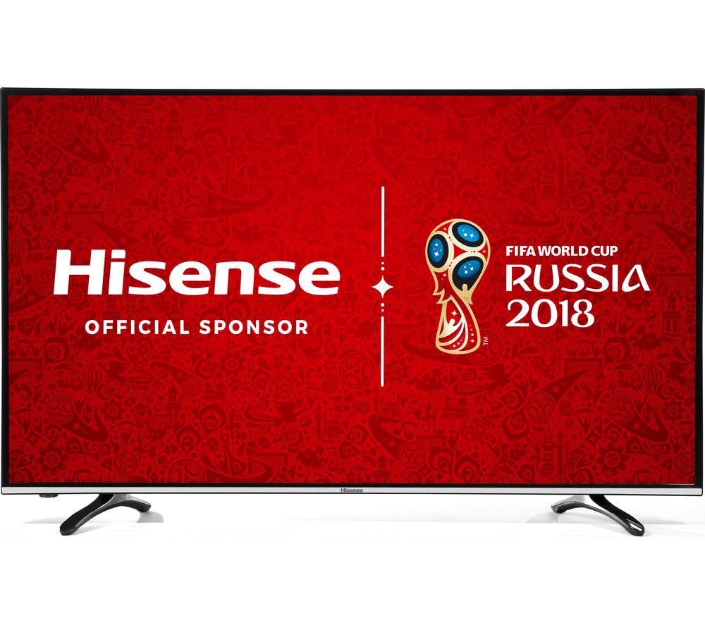 """Hisense H43m3000 43"""" Smart 4k Ultra Hd Hdr Led Tv."""