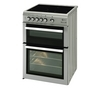 FLAVEL Milano ML61CDS Electric Ceramic Cooker - Silver & Chrome