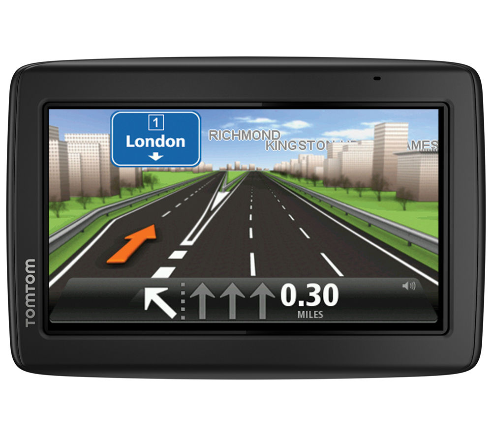 Tomtom Start  M Eu  Gps Sat Nav With Uk Ireland And
