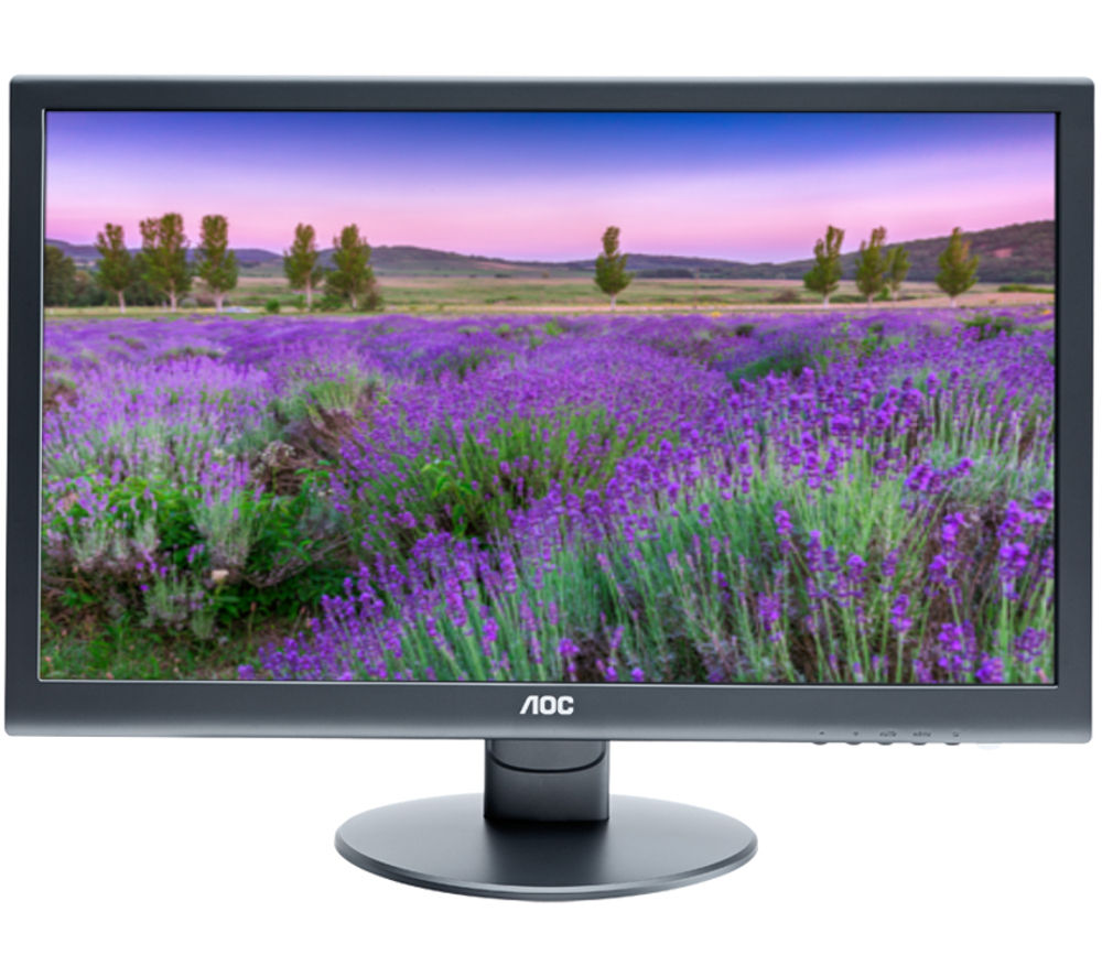 "AOC e2752Vq Full HD 27"" LED Monitor"