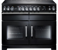 RANGEMASTER Excel 110 Electric Range Cooker - Black