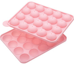 SWEETLY DOES IT Cake Pop Mould - Pink