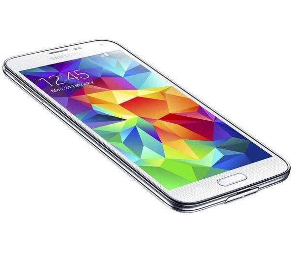 Samsung Galaxy S5 16 Gb White 22089489 Pdt