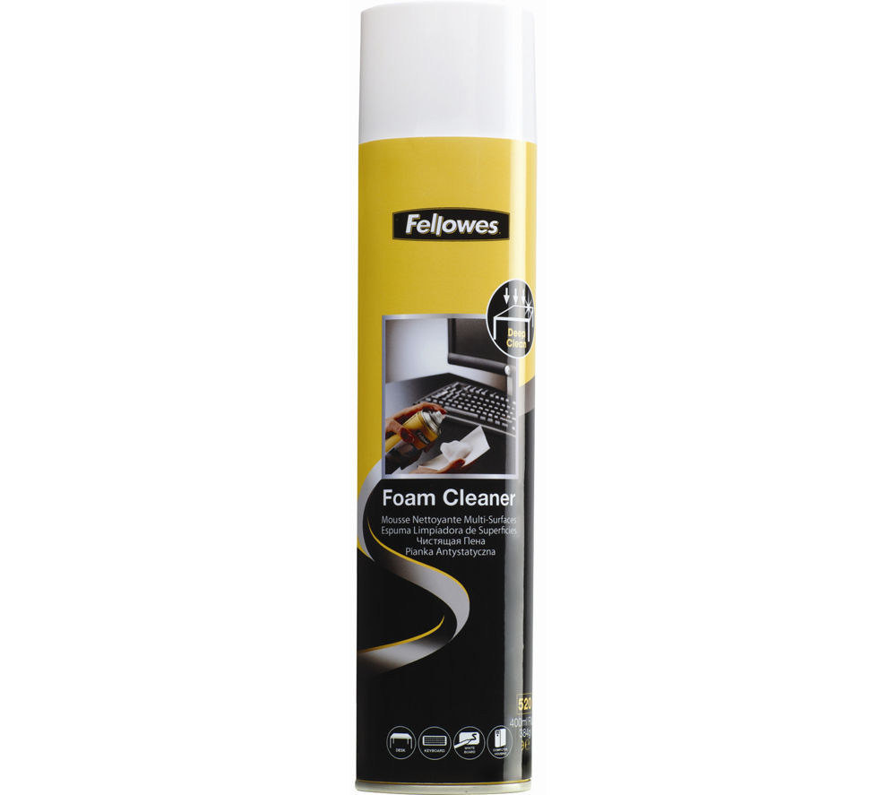 FELLOWES Foam Surface Cleaner
