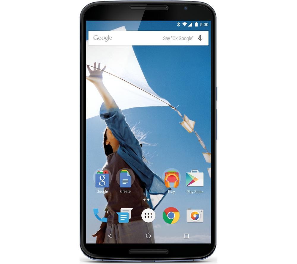Google Nexus 6 XT1100 32GB Smartphone