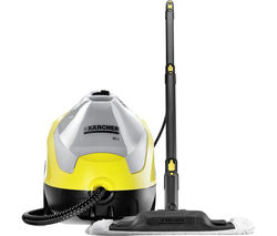 KARCHER SC4 Steam Cleaner - Yellow & Black