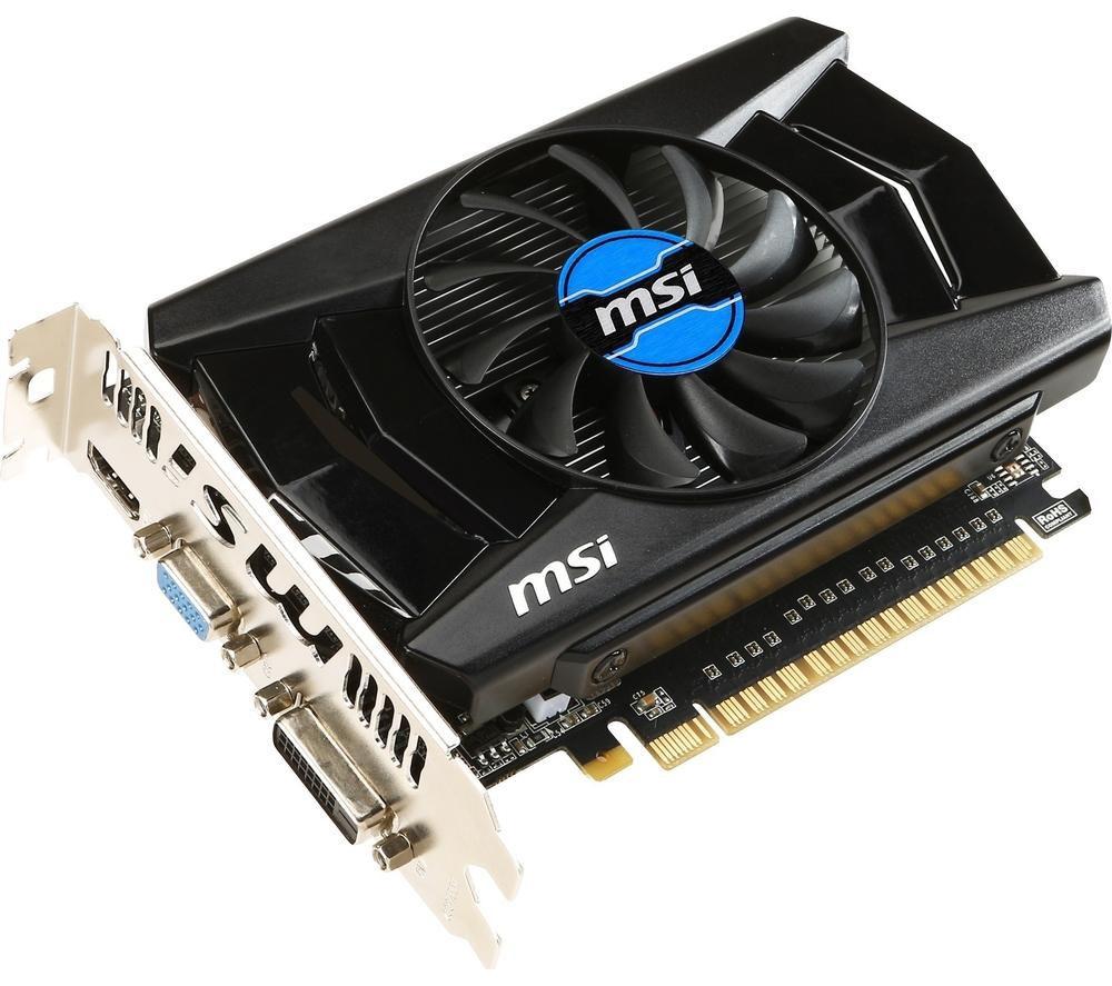 MSI GeForce GTX 750Ti Graphics Card