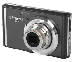 POLAROID IE826 Compact Camera - Grey