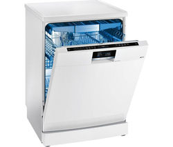 Siemens SN277W01TG iQ700 600mm Freestanding Dishwasher (White)