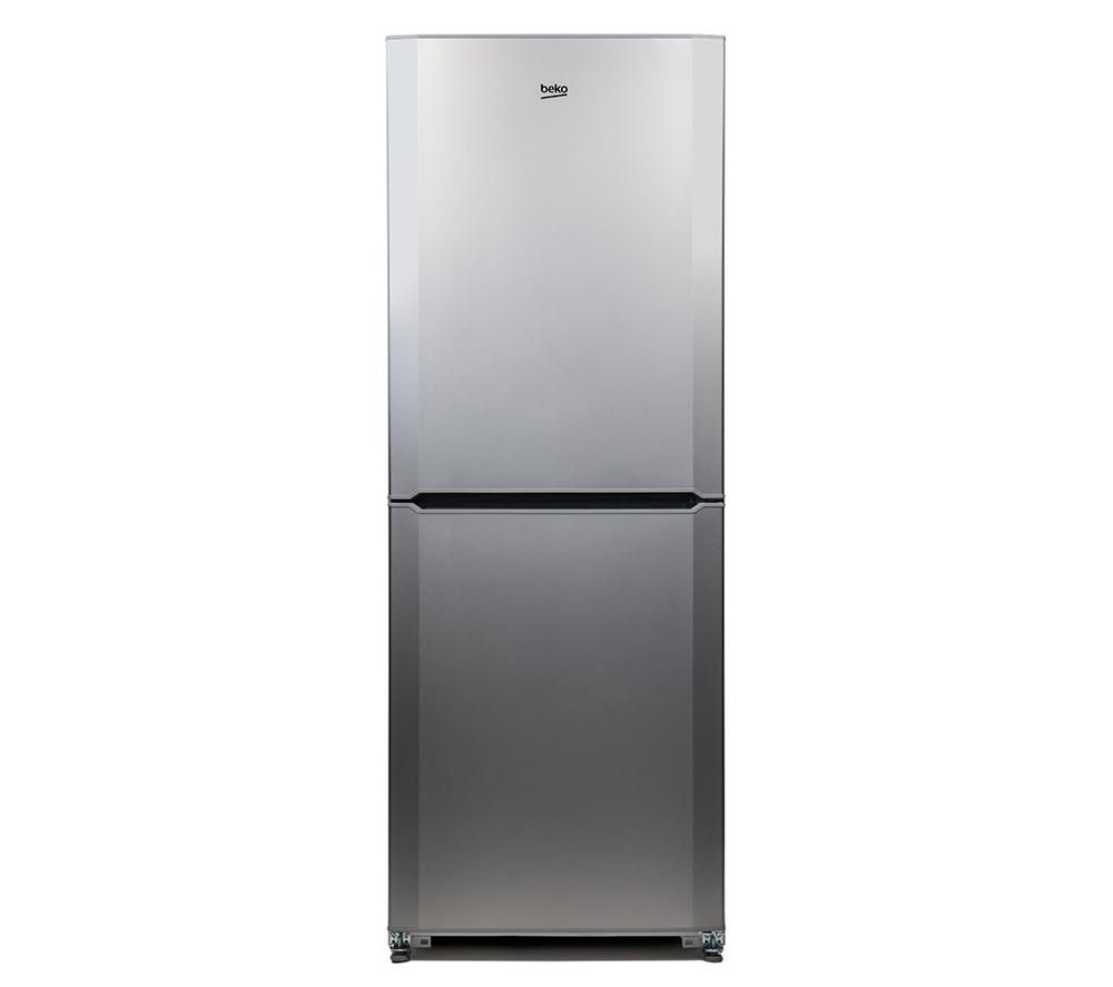 BEKO  CFL7914S Fridge Freezer  Matte Silver Silver