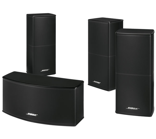 bose cinemate 520 5 1 home cinema system with soundtouch wireless adapter. Black Bedroom Furniture Sets. Home Design Ideas