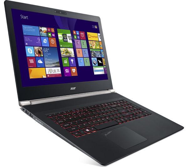 Buy ACER Aspire V Nitro VN7791G 17.3quot; Laptop  Black  Free Delivery