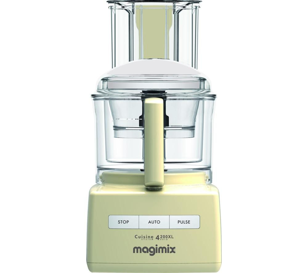 MAGIMIX BlenderMix 4200XL Food Processor - Cream
