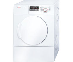 BOSCH Classixx 7 WTA74200GB Vented Tumble Dryer - White