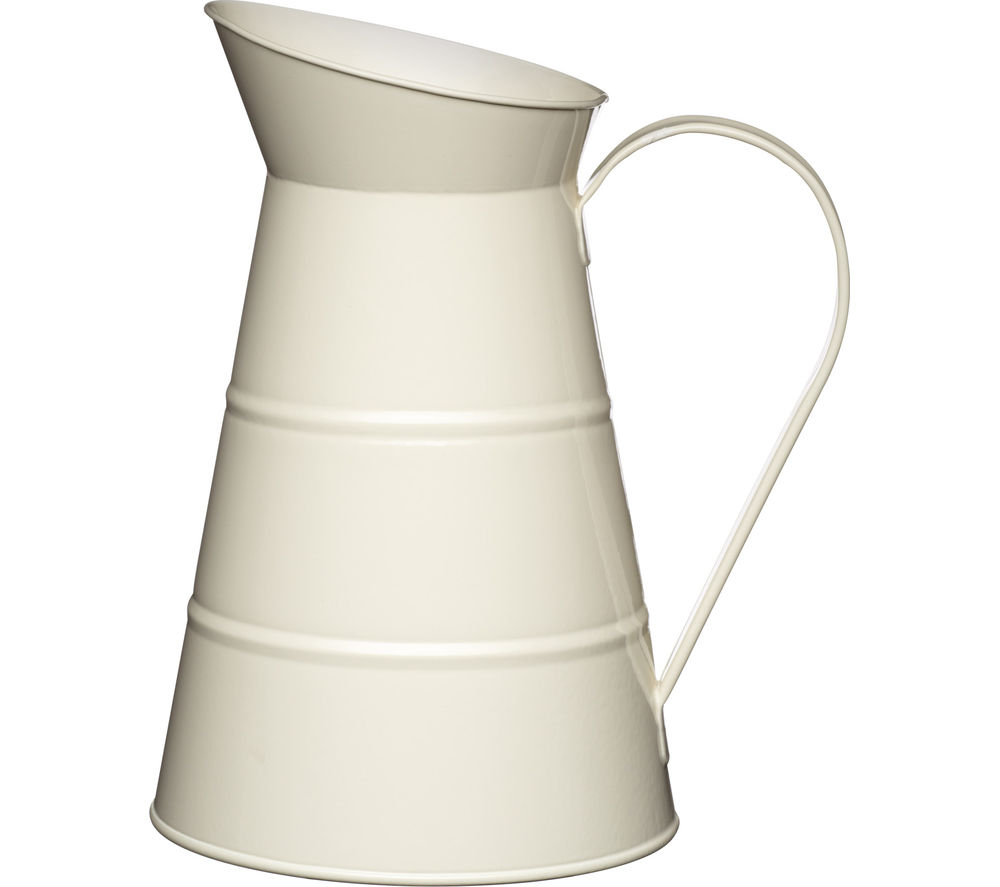 KITCHEN CRAFT Living Nostalgia 2.3-litre Vintage Water Jug - Cream