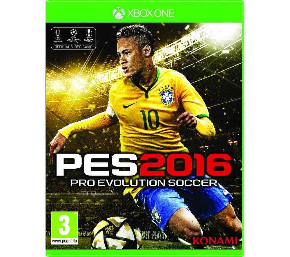 MICROSOFT Xbox One PES 2016