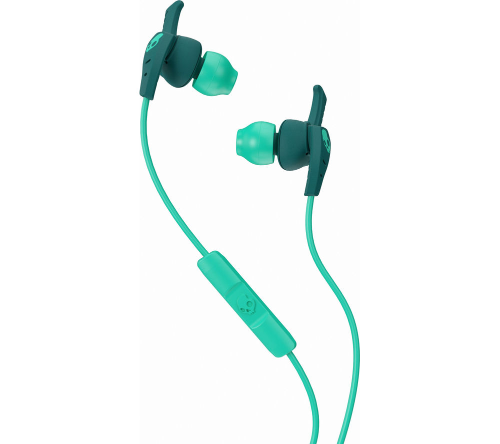 Click to view more of SKULLCANDY  XTplyo S2WIHX-450 Headphones - Teal & Green, Teal