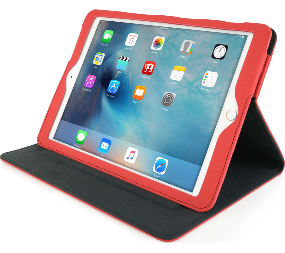 IWANTIT iPad Mini 4 Starter Kit - Red