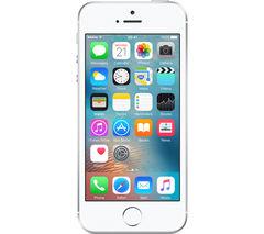 APPLE iPhone SE - 16 GB, Silver