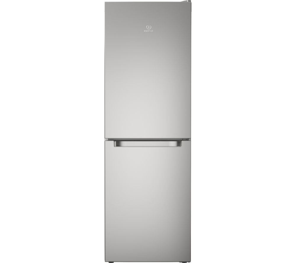 INDESIT  LD70N1S Fridge Freezer  Silver Silver