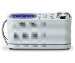 ROBERTS PLAY 10 Portable DAB+/FM Radio - White