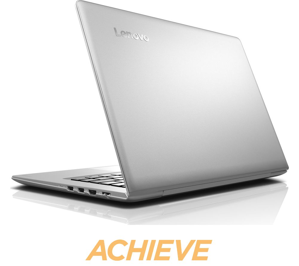 "LENOVO IdeaPad 510S 14"" Laptop - Silver"