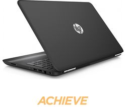 "HP Pavilion 15-au151sa 15.6"" Laptop - Black"