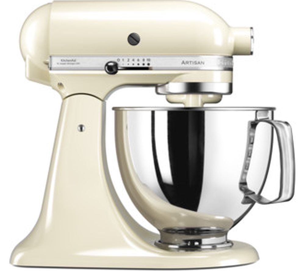 buy kitchenaid 5ksm125bac artisan tilt head stand mixer. Black Bedroom Furniture Sets. Home Design Ideas