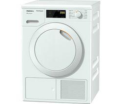 MIELE TDD120WP Heat Pump Tumble Dryer - White