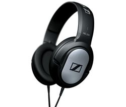 SENNHEISER HD 206 Headphones - Black & Silver