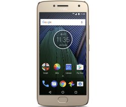 Moto G5 Plus - 32 GB, Fine Gold