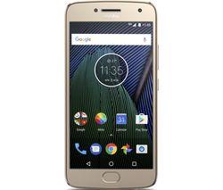 Moto G5 Plus - 32 GB, Fine Gold